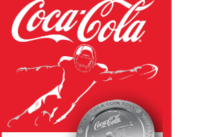 Coca Cola Coin Toss Instant Win Game