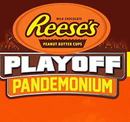 REESE'S PLAYOFF FOOTBALL PICK OF THE WEEK SWEEPSTAKES
