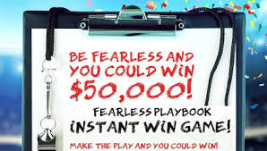 AARP Fealess at 50 Sweepstakes