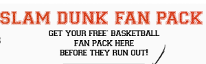 Free Basketball Fan pack