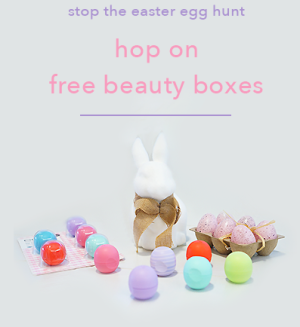 Win a Beauty Box + $110 Visa Gift Card