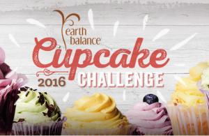 Earth Balance Cupcake 2016 Challenge