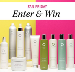 Glossybox Fan Friday Giveaway