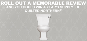 Quilted Northern Win a Year Supply Sweepstakes