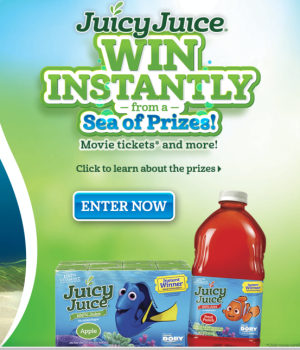 THE JUICY JUICE® INSTANT WIN GAME